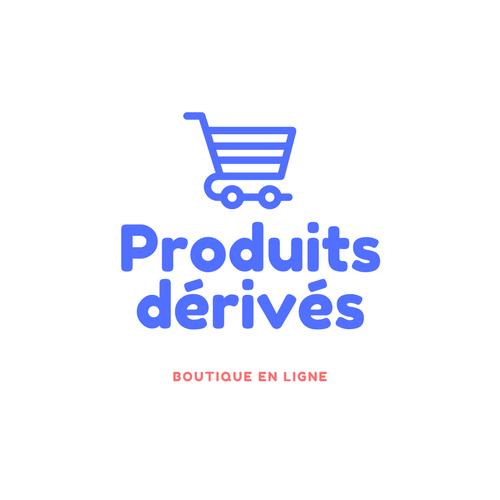 Logo boutique Produits dérivés